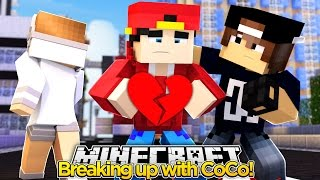Minecraft Adventure - BREAKING UP WITH COCO!!!