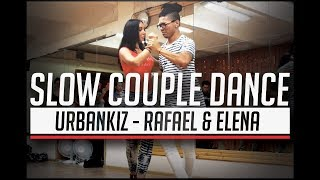 Slow Couple Dance Performance  - Hot Urban Kiz Dance 2017