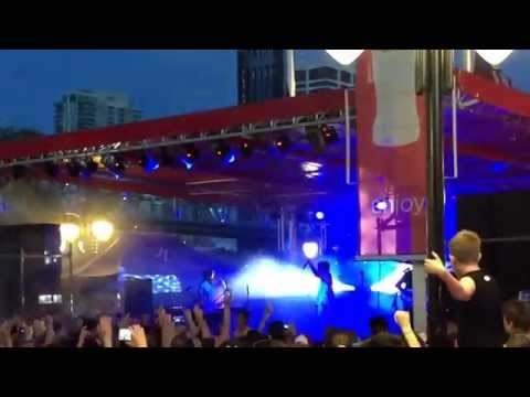 Awolnation-Hollow Moon at Rock On The River 6-Jacksonville, FL 5/25/15