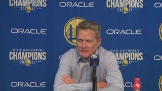 Warriors Steve Kerr: 'We Deserved To Lose'