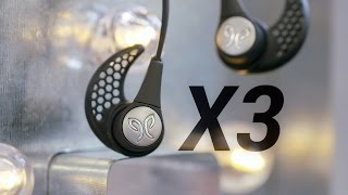 Jaybird X3 Review: Best Bluetooth Earbuds 2016!
