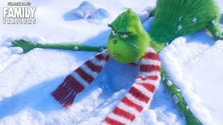 THE GRINCH First Trailer for Dr Seuss