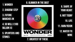 Wonder by Hillsong United FULL ALBUM
