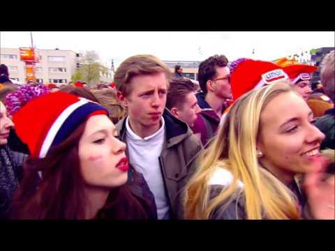 Tiësto B2B Hardwell Liveset 538 Koningsdag 2016.04.27