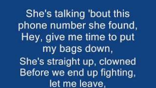Pulling Me Back - Chingy (Lyrics)