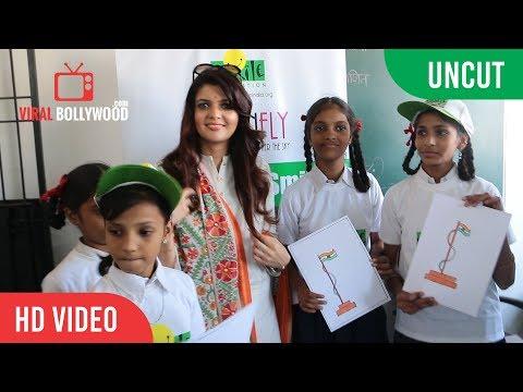 Xxx Mp4 Ihana Dhillon Celebrating Republic Day With The Kids At Dharavi Mumbai Smile Foundation 3gp Sex