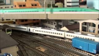 Japanese N Gauge Railway