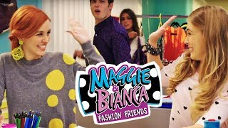 MAGGIE & BIANCA Fashion Friends - Trailer | NEU im Disney Channel