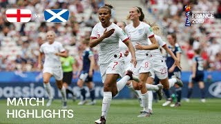 England v Scotland - FIFA Women's World Cup France 2019™