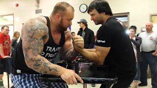 Guest Devon Larratt | Arm Wrestling World Champion | Podcast