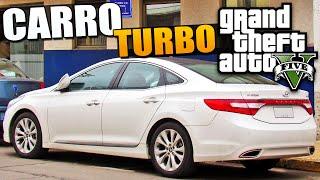 GTA V - Hyundai AZERA - Carro de LUXO