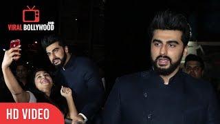 Arjun Kapoor at Mubarakan Special Screening | Viralbollywood