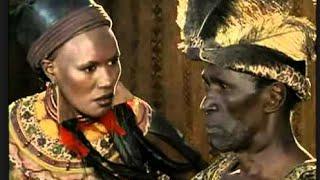 Queen Nandi, the mother of Shaka ZULU