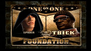 Def Jam Fight For NY - Spider's Story Part 1