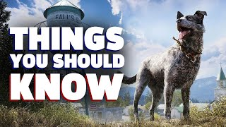 Things You Should Know Before Playing Far Cry 5
