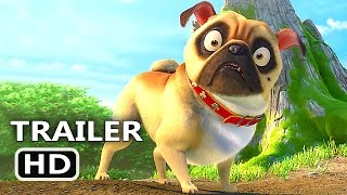 The Nut Job 2 Official NEW Trailer (2017) Will Arnett Animated Movie HD