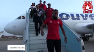 Foot - CL 2018 - Plateau United (NGA)/ESS - De Sousse a Kano - Reportage ESS Tv !
