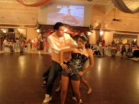 Dianas Quinceanera Surprise Dance BEST
