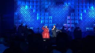 هوتن (خان جون) و امیرقاسمی - اجرای لاس وگاس 2016 Khan joon va Alireza Amirghasemi