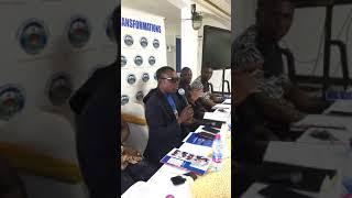 TRANSFORMANTIONS ASHANTI REGION MEETS JNANA CAKSUS DAS  Kumasi