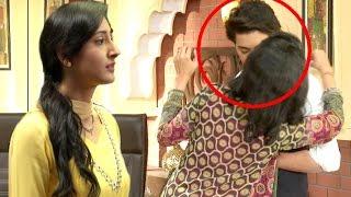 Ek Rishta Sajhedari Ka 17th January 2017 Sanchi ने Aryan और Nidhi को रंगे हाथ पकड़ा