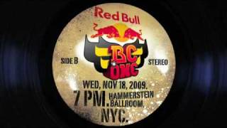 YouTube Red Bull BC One 2009 New York event PREVIEW! OFFICIAL