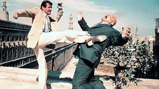 فيلم فخ  الجواسيس    محمود عبد العزيز  من ملفات المخابرات العامة المصرية