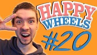 Happy Wheels - Part 20 | SPEED IS KEYYY!!
