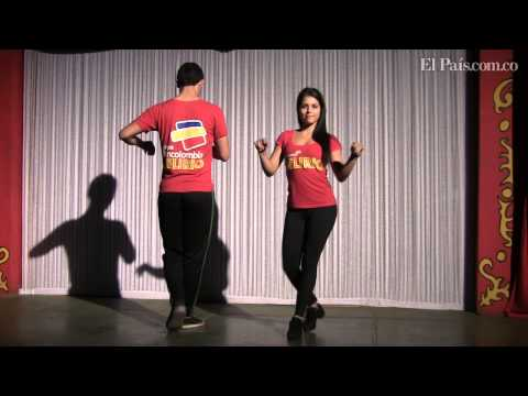 Aprenda a bailar salsa caleña con Delirio cómo hacer repiques