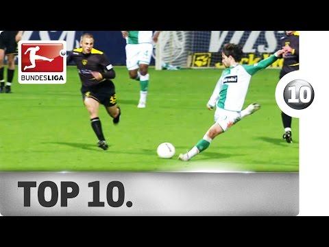 Top 10 Long Range Goals