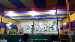 Arlina Begum Bihu dance