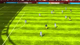 FIFA 14 iPhone/iPad - FC GahsA vs. RSC Anderlecht