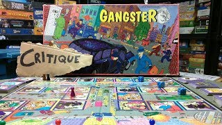 Gangster - Éditions Gladius International- 1994 - Critique