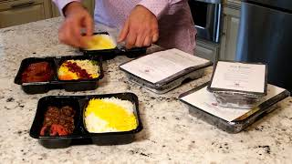Persian Basket Meals