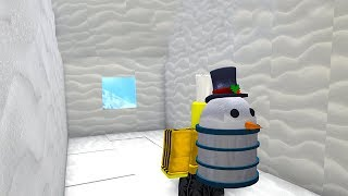 ROBLOX SNOW SHOVELING SIMULATOR *BIGGEST FORT EVER MADE*