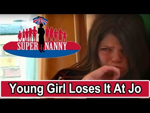 Xxx Mp4 Young Girl Loses It At Jo Frost Supernanny 3gp Sex