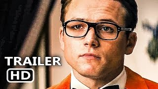 KINGSMAN 2 Official Trailer Tease # 2 (2017) THE GOLDEN CIRCLE, Spy Action Movie HD