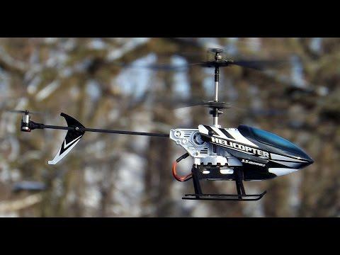 Helikopter HI6033 z Biedronki - (unboxing)