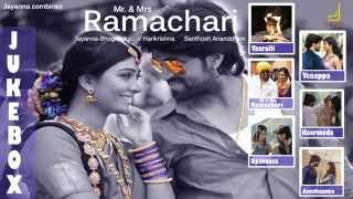 Mr & Mrs Ramachari - Juke Box | Yash | Radhika Pandit | V Harikrishna
