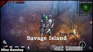 Durango Wild Lands - Savage Island (Outpost)