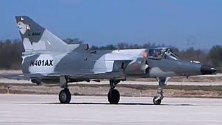 Israel Aircraft Industries F-21 Kfir Fighter Point Mugu Naval Base Airshow 2015