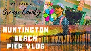 HUNTINGTON BEACH PIER   Orange County Beaches