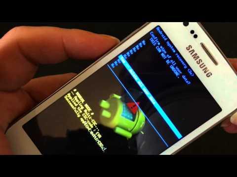 Video Samsung Galaxy Ace 3 Hard Reset/Remove Password