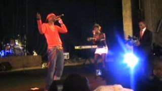 FREEMAN _ JOINA CITY (Live @HICC) Mavado show in Zimbabwe 2012