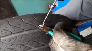 شوف اليابانيين كيف يرقعون كفر السيارة