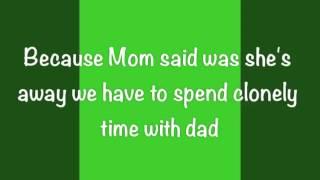 Haschak Sisters-Daddy says no lyrics