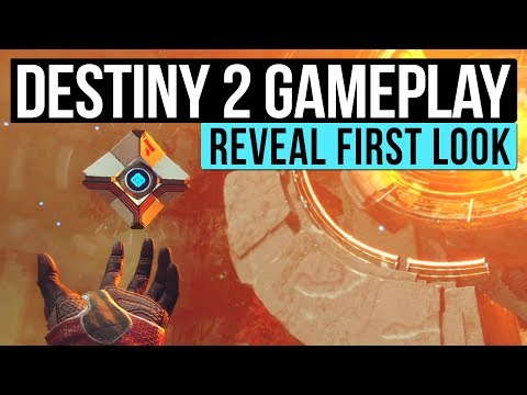 Destiny 2 Gameplay The Open World Abilities Weapons Lost Sector Dungeons & New Features