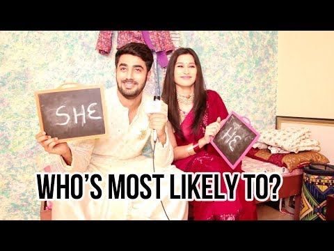 Akshay Mhatre & Sheen Das | Who's most likely to ? | Piya Albela