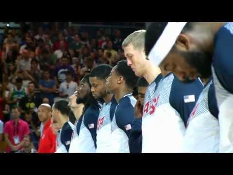watch USA Basketball Men wins 2014 FIBA World Cup Gold Medal