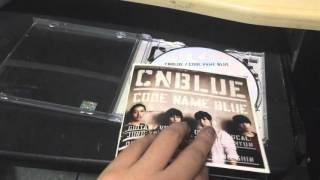 (UNBOXING) CNBLUE - CODE NAME BLUE